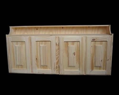 Muebles pino carupa for Muebles de cocina zarate