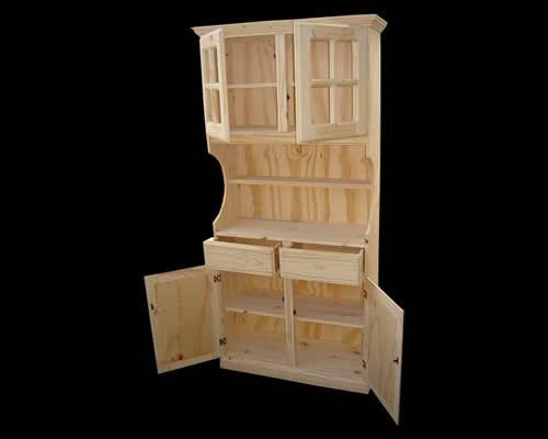 Muebles de comedor de pino 20170814093834 for Mueble esquinero para comedor