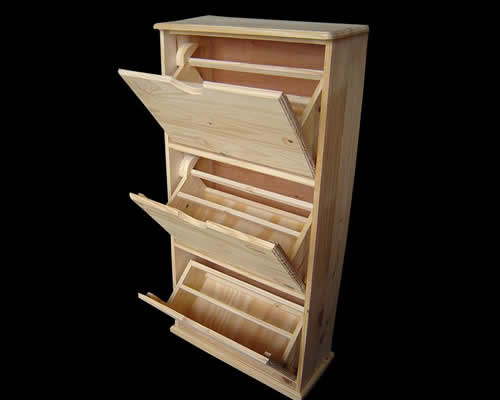 Muebles de zapatos mueble zapatero lagar vendo muebles for Mueble zapatero de pino